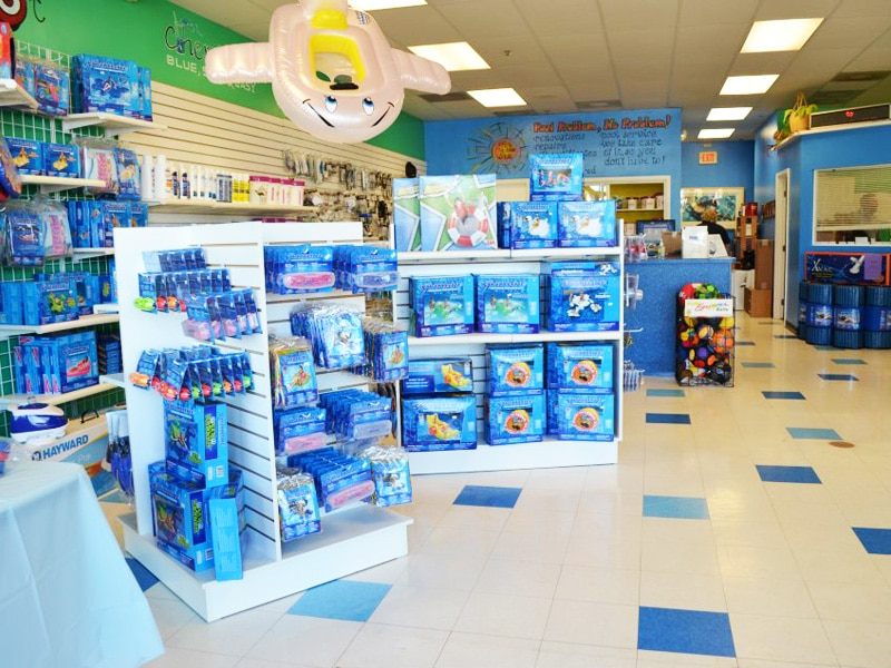 Pool supplies melbourne fl aqua rite pools more for Swimming pool display centres melbourne